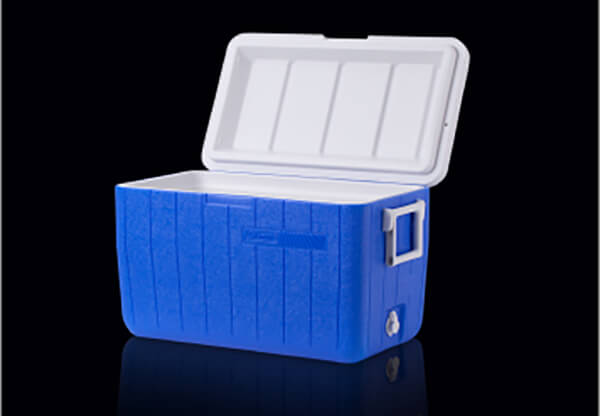 Термоконтейнер с 30 кг льда