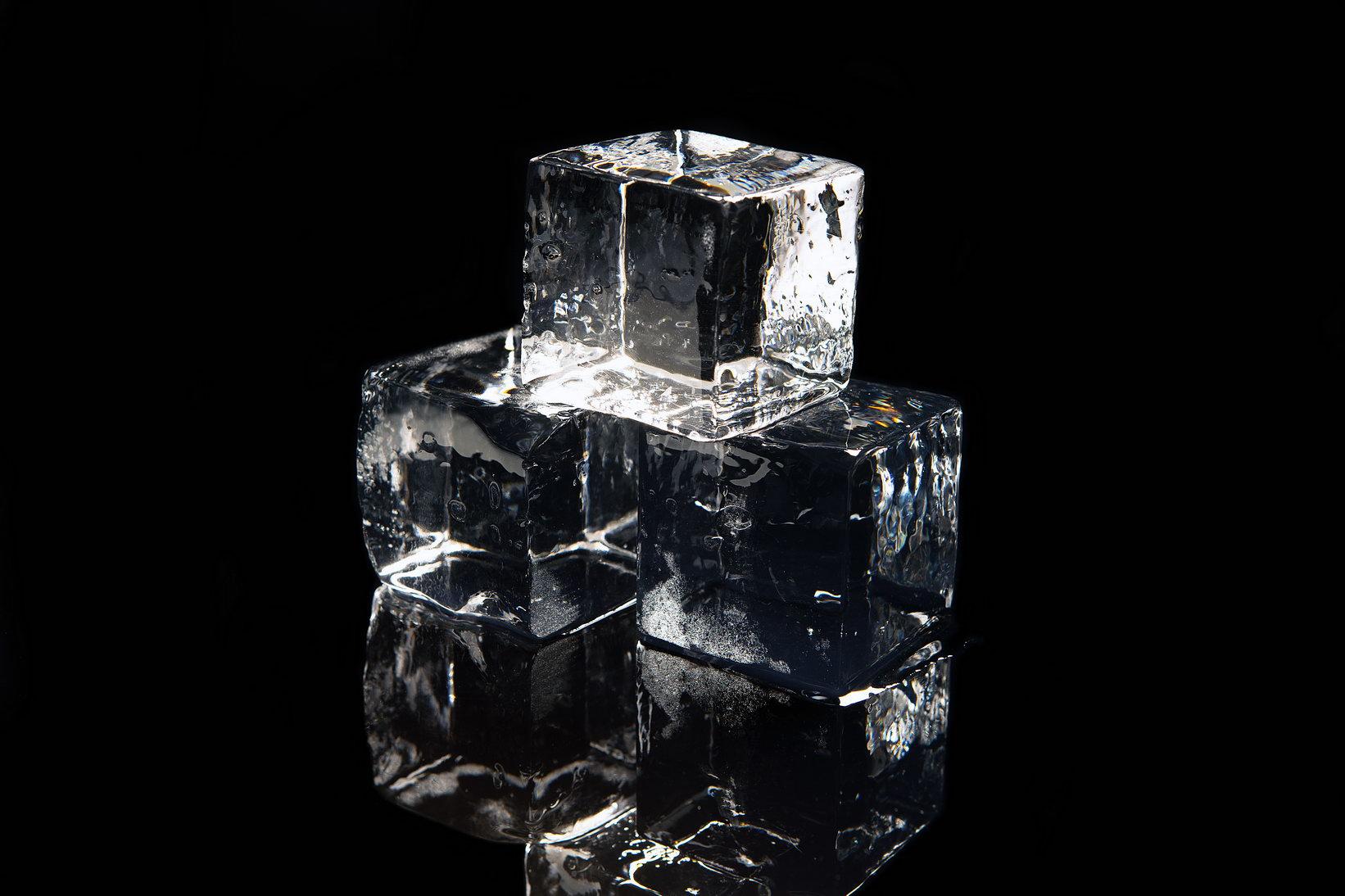 Кубы льда 40мм