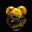 Шар с хризантемой